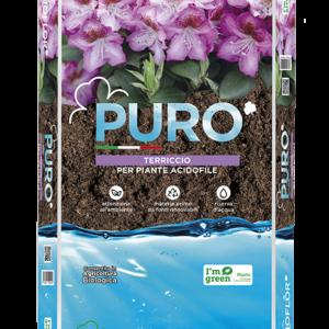 substrato per piante acidofile